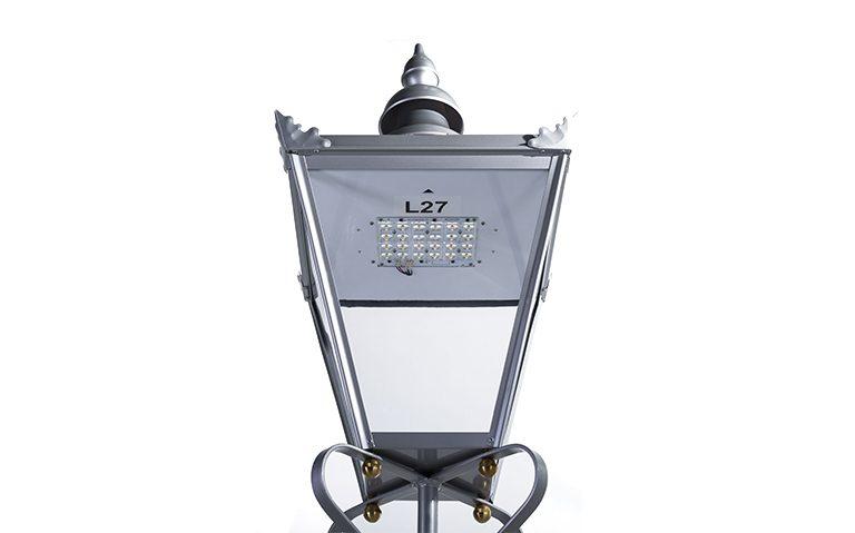 Windsor Urban Karori heritage lighting