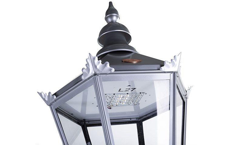 Windsor Urban Oamaru LED illumination