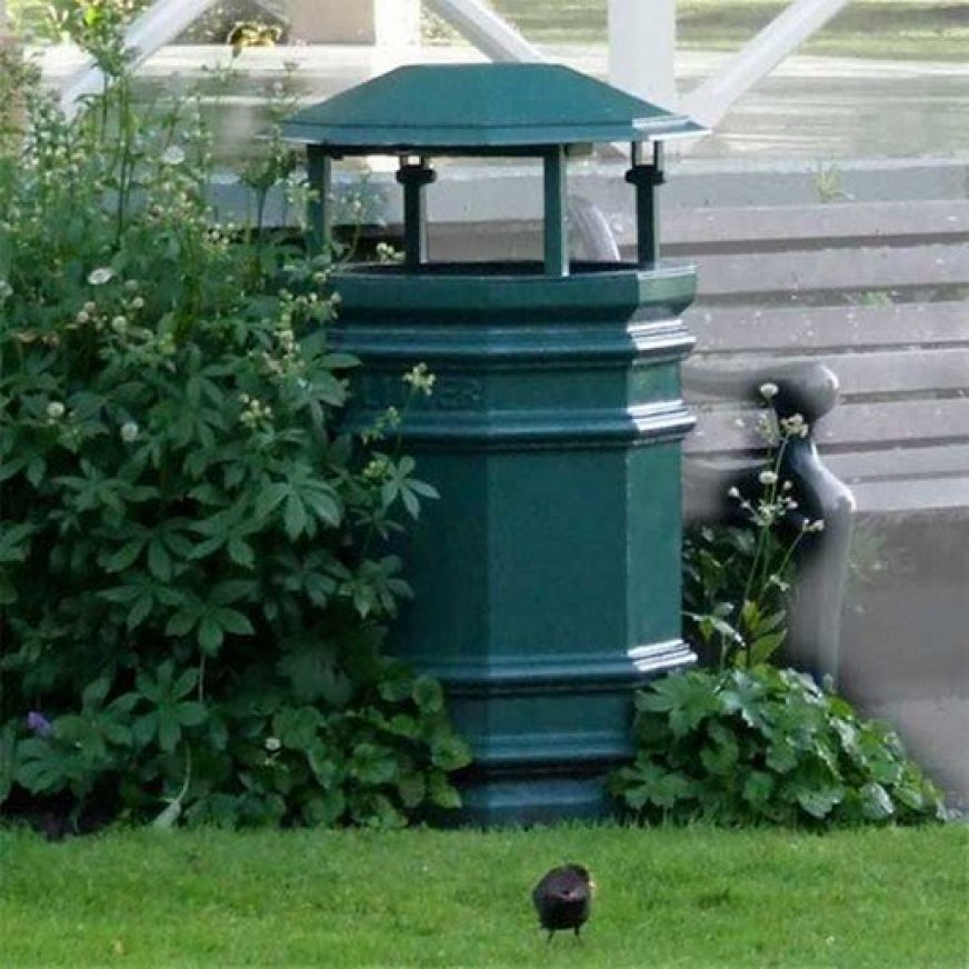 Windsor Urban little bin with cover