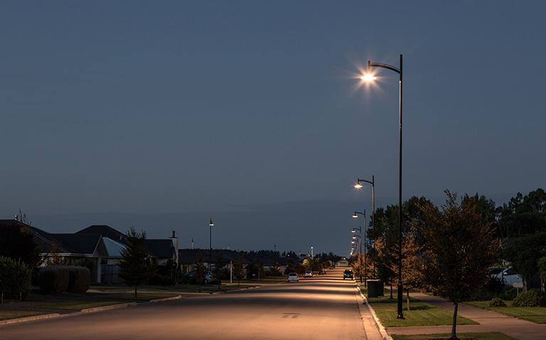 Windsor Urban Palmerston classic street lights