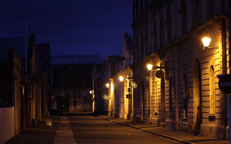 Windsor Urban streetscape illumination