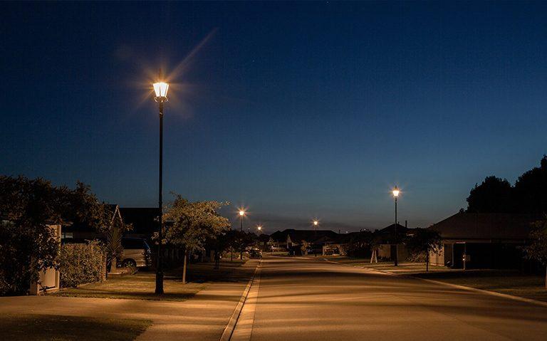 Windsor Urban heritage Oamaru streetscape lighting