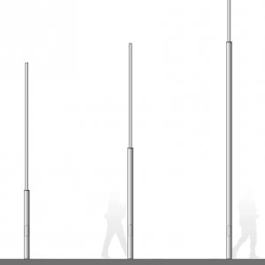 Windsor Urban Hobsonville modern poles
